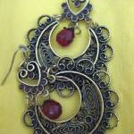 """Filigree earrings"" by MariaK"