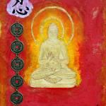 """Patience - Buddha"" by pameladetlor"