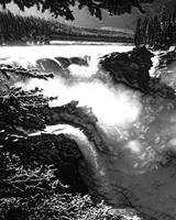waterfall1bw
