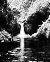 waterfall5bw