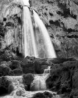 waterfall9bw