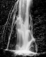 waterfall10bw