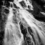 """waterfall11bw"" by djdart"