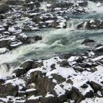 """""""Great Falls in the Winter"""" by mferraton"""