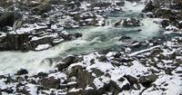 Great Falls in the Winter