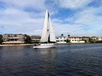 Sailing, Tampa Bay, FL