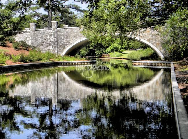 Stunning Garden Bridge Artwork For Sale On Fine Art Prints