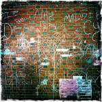 """""""Writing on the wall"""" by NYShooter"""