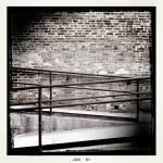 """Walk way and railing"" by NYShooter"