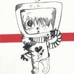 """Robo Toon"" by CrystalG15"