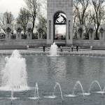 """WWII memorial"" by greyloch"