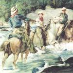 """WESTERN RIDERS"" by homegear"