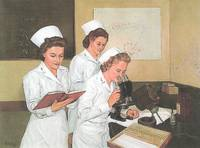 WORLD WAR 2 NURSES