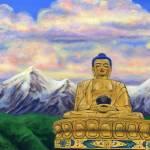 """Buddha"" by edenart"