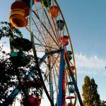 """Carnival Wheel"" by raetucker"
