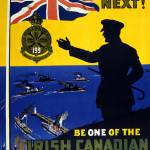 """""""CANADIAN WW I POSTER"""" by homegear"""