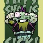 """""""This Shit Is Sick"""" by sg-designs"""