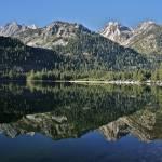 """Upper Twin Lake"" by Generik"