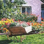 """Grandads Wheelbarrow"" by DavidLloydGlover"