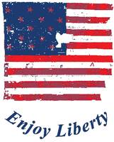 Enjoy Liberty - Star Spangled Banner