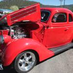 """1936 Ford Coupe 8990"" by rayjacque"