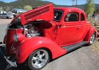 1936 Ford Coupe 8990