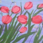 """9 Tulips"" by elajanus"