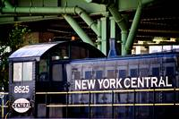 Penn Central Yard Locomotive, New York City, USA