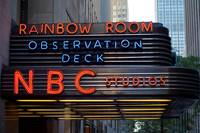 NBC Studios - Rainbow Room, New York City, USA