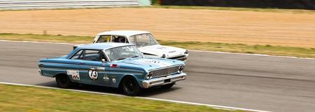 1964 Ford Falcon Sprint - Chris Clarkson / Ted Wil