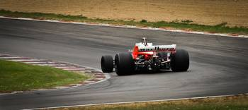 McLaren M26 - James Hunt / Frank Lyons - Brands Ha