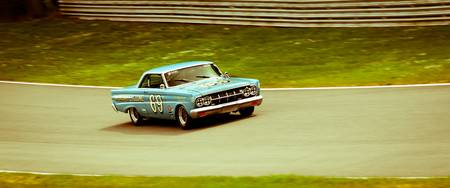 Ford Falcon - Brands Hatch - Masters Historical Fe