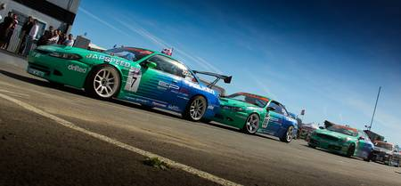 EP Racing Nissan 200sx & Nissan Skyline Drift - BH