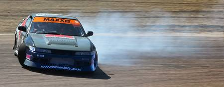 Competition Clutch Nissan 200sx Drift - BHP Show 2