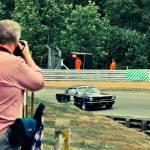 """""""1964 Ford Mustang - Georg Kjallgren / Rolf Kjallgr"""" by oliverpohlmann"""
