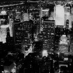 """New York at Night"" by seeper"