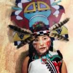 """Hopi Butterfly Dancer"" by jasonhoke"