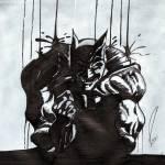 """""""Venom Batman"""" by PatrickMayne"""