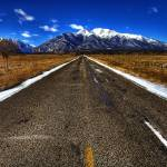 """The Road to Mount Princeton"" by Gold41"
