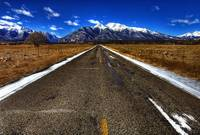 The Road to Mount Princeton
