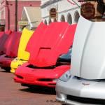 """Corvette Rainbow"" by bettynorthcutt"