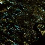 """Manhattan from the plane"" by RitaFajita"