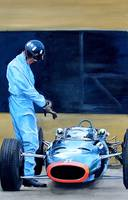 Graham Hill BRM