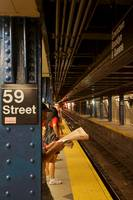 59th Street – Columbus Circle Subway Station, NYC