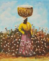 COTTON PICKER AFRICAN AMERIICAN