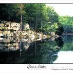 """""""Glass Lake"""" by rmeslinger"""