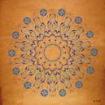 """Mandala No. 93"" by AlanBennington"