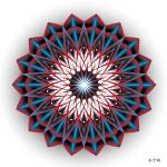 """Mandala No. 94"" by AlanBennington"