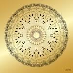 """Mandala No. 95"" by AlanBennington"