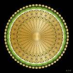 """Mandala No. 100"" by AlanBennington"